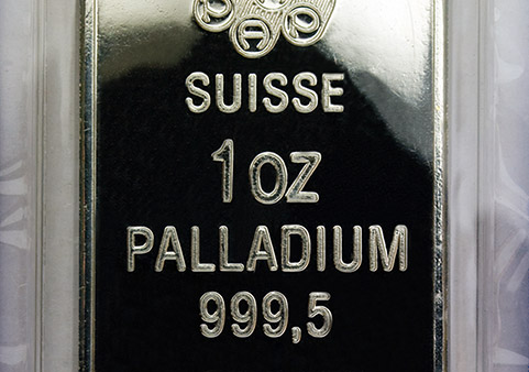 Worldwide Precious Metals - palladium investment