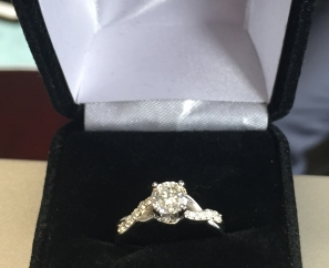 0.91 CT RB SI2 – SOLD