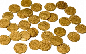 Ancient Roman Coins found in Holland
